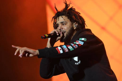"J. Cole Reveals His Meadows Festival Set Will Be His Last ""For a Very Long Time"""