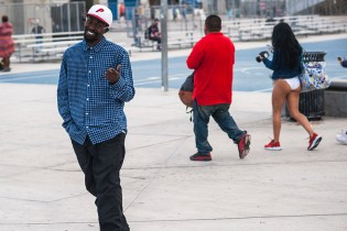 Palace Skater Jamal Smith Speaks on Going Viral
