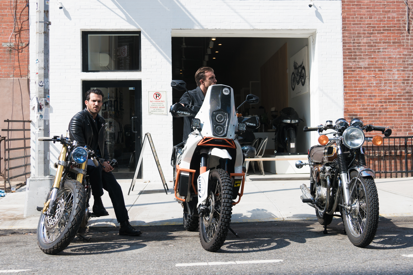 Learn About the Art of Bike Restoration and Customization From JANE Motorcycles in Brooklyn