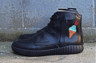 These Custom Yeezy Boost 750s Pay Tribute to Gucci Mane
