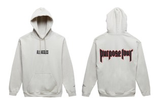 "Justin Bieber Purpose Tour ""All Access"" Collection to Release Exclusively at PacSun"