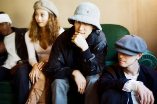 KANGOL Unveils Its 2016 Fall/Winter Lookbook Full of Cozy Pieces
