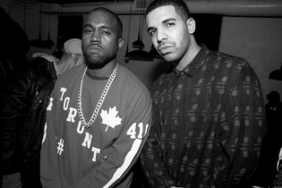UPDATE: Kanye West Is Credited as a Co-Writer of Drake's Kid Cudi Diss Track