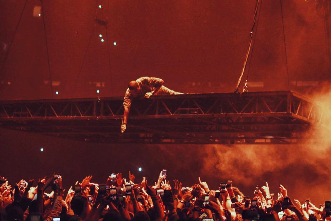 Kanye West Floating Stage Was Cassper Nyovest's Idea First