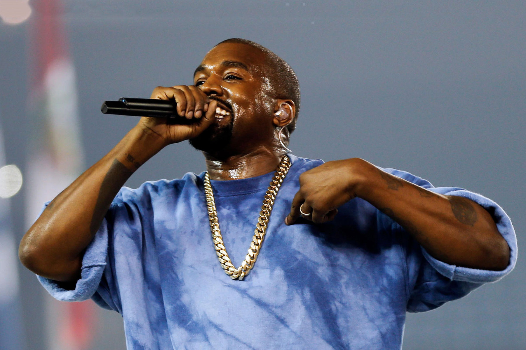 """Early Versions of Kanye West's """"I Am a God"""" & """"FML"""" Have Surfaced"""