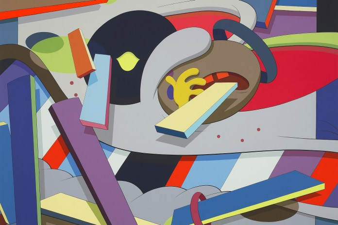 "A Preview of KAWS' ""WHERE THE END STARTS"" Exhibition"