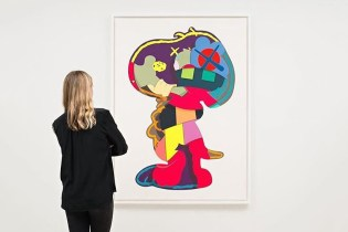 KAWS Is Dropping a New Print Today via Pace Prints