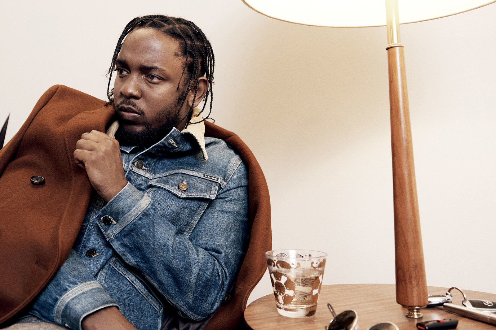Kendrick Lamar GQ Style Magazine Cover | HYPEBEAST