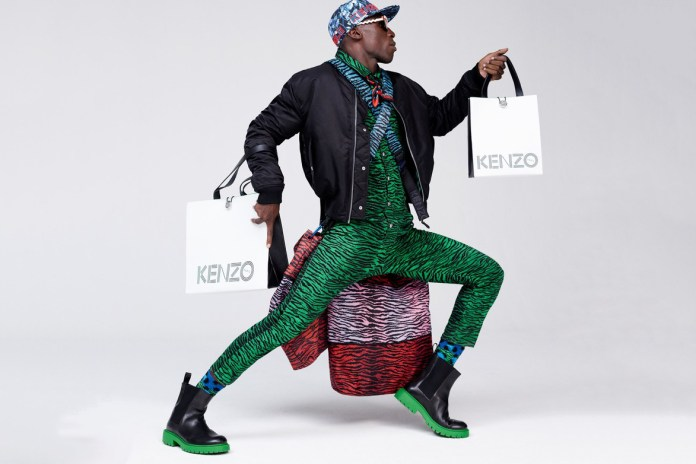 Kenzo x H&M Pieces Are Being Listed on eBay for up to Seven Times Higher Than Their Retail Price