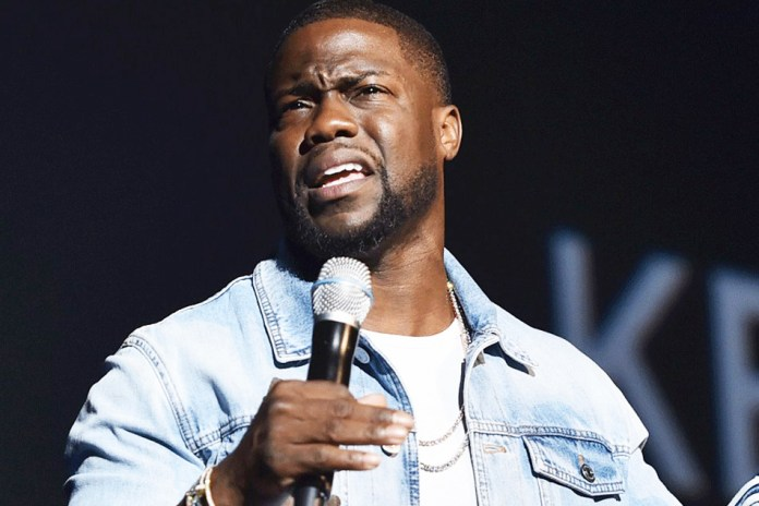 Kevin Hart Releases 'Chocolate Droppa' Mixtape With Lil Yachty, Nick Jonas, Migos and More