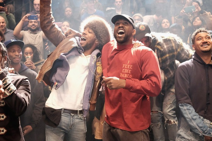 """Listen to Kid Cudi & Kanye West's Unfinished Demo, """"Can't Look In My Eyes"""""""