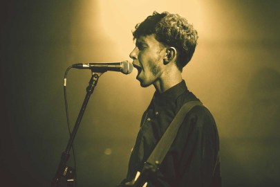 King Krule Performs a New Song at Beach Goth Festival