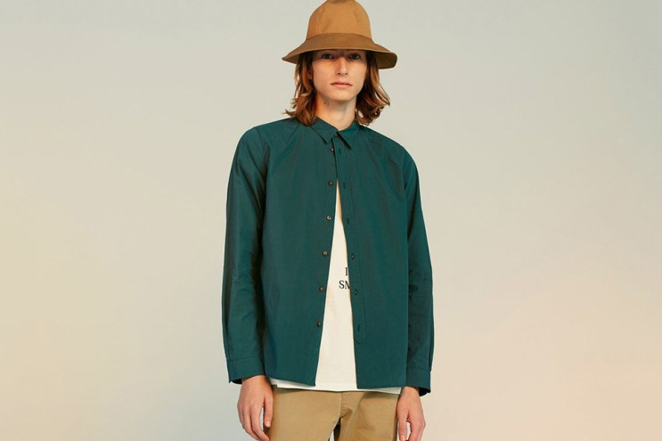 Kloke's 2017 Spring/Summer Collection Relaxes Clean and Contemporary Staples