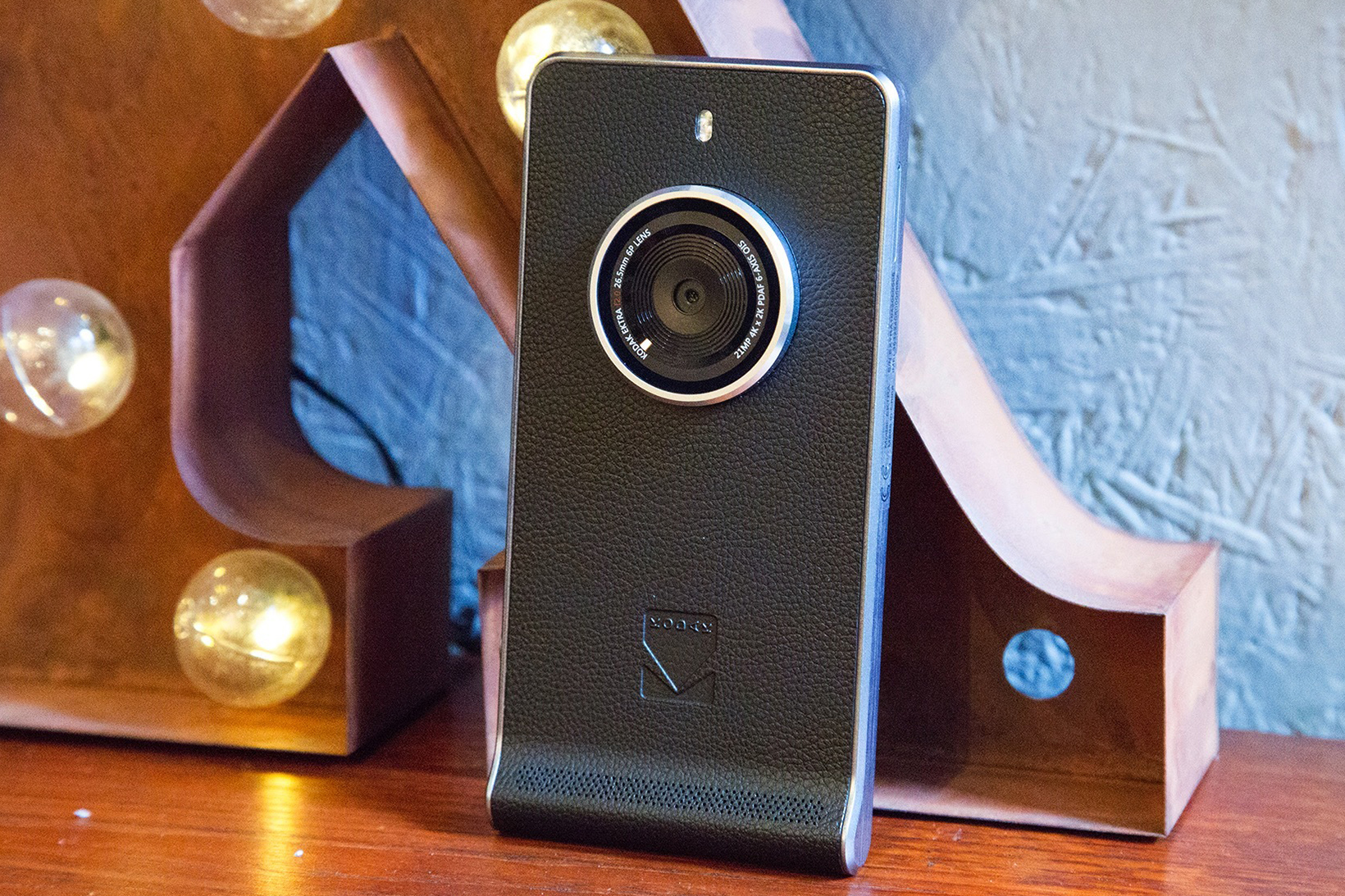Kodak Creates the Ektra Smartphone for Budding and Seasoned Phone Photographers