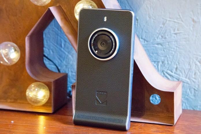 Kodak Creates the Ektra Smartphone for Budding and Seasoned Phone Photographers