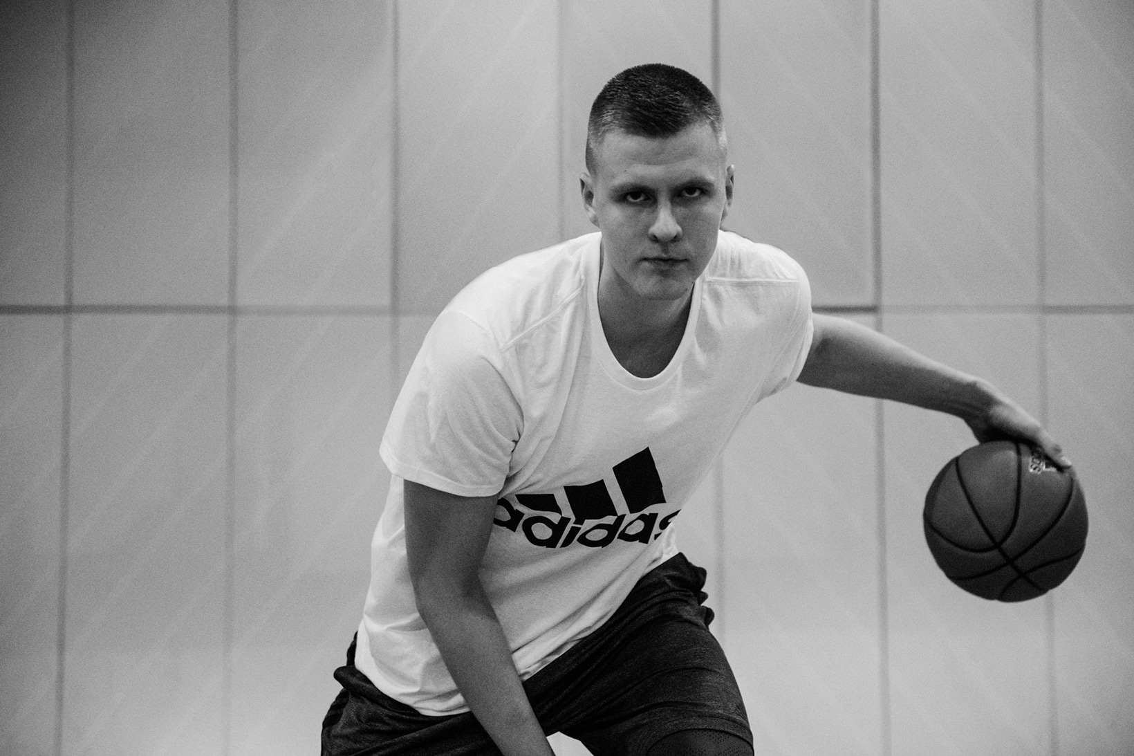New York Knicks' Standout, Kristaps Porzingis, Leaves Nike for adidas