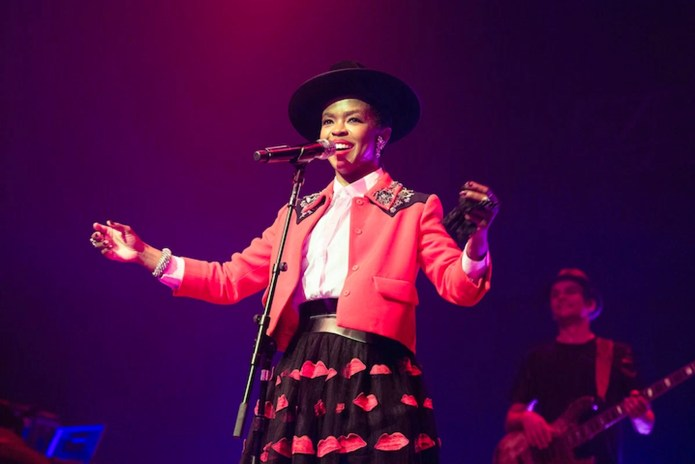"Lauryn Hill Shares New Version of ""Rebel/I Find It Hard To Say"""