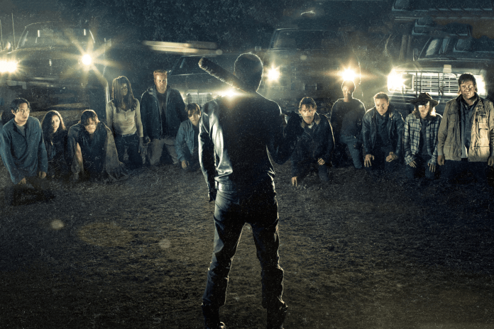 Check out the Leaked Footage of Alternate Deaths From 'The Walking Dead' Season 7 Premiere