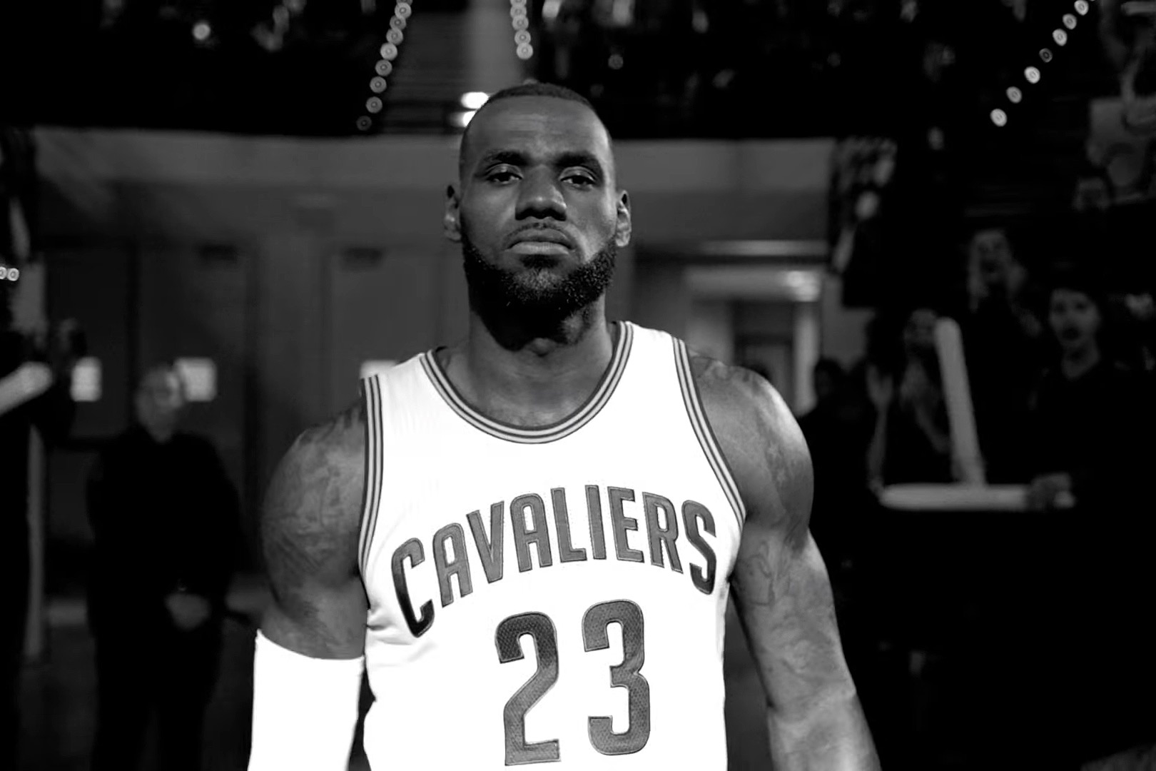 "Nike Remembers LeBron James' Unforgettable Game 7 Block In ""Come Out of Nowhere"" Ad"