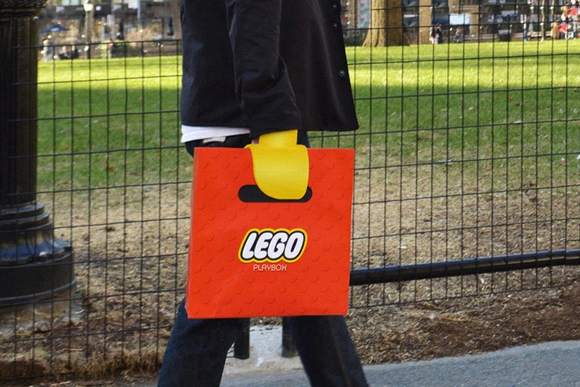 This Shopping Bag Gives You Lego Hands