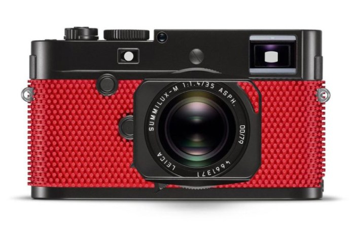 "Leica's New Special Edition Camera Will Give You More ""Grip"" Than You Can Handle"