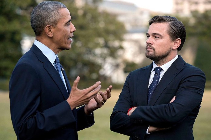 Watch Leonardo DiCaprio's Climate Change Documentary 'Before the Flood' in Full Here
