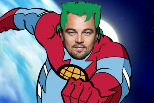 Leonardo DiCaprio Is Bringing 'Captain Planet' to the Big Screen