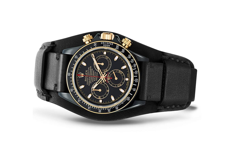 Lenny Kravitz Les Artisans de Geneve Rolex Watch