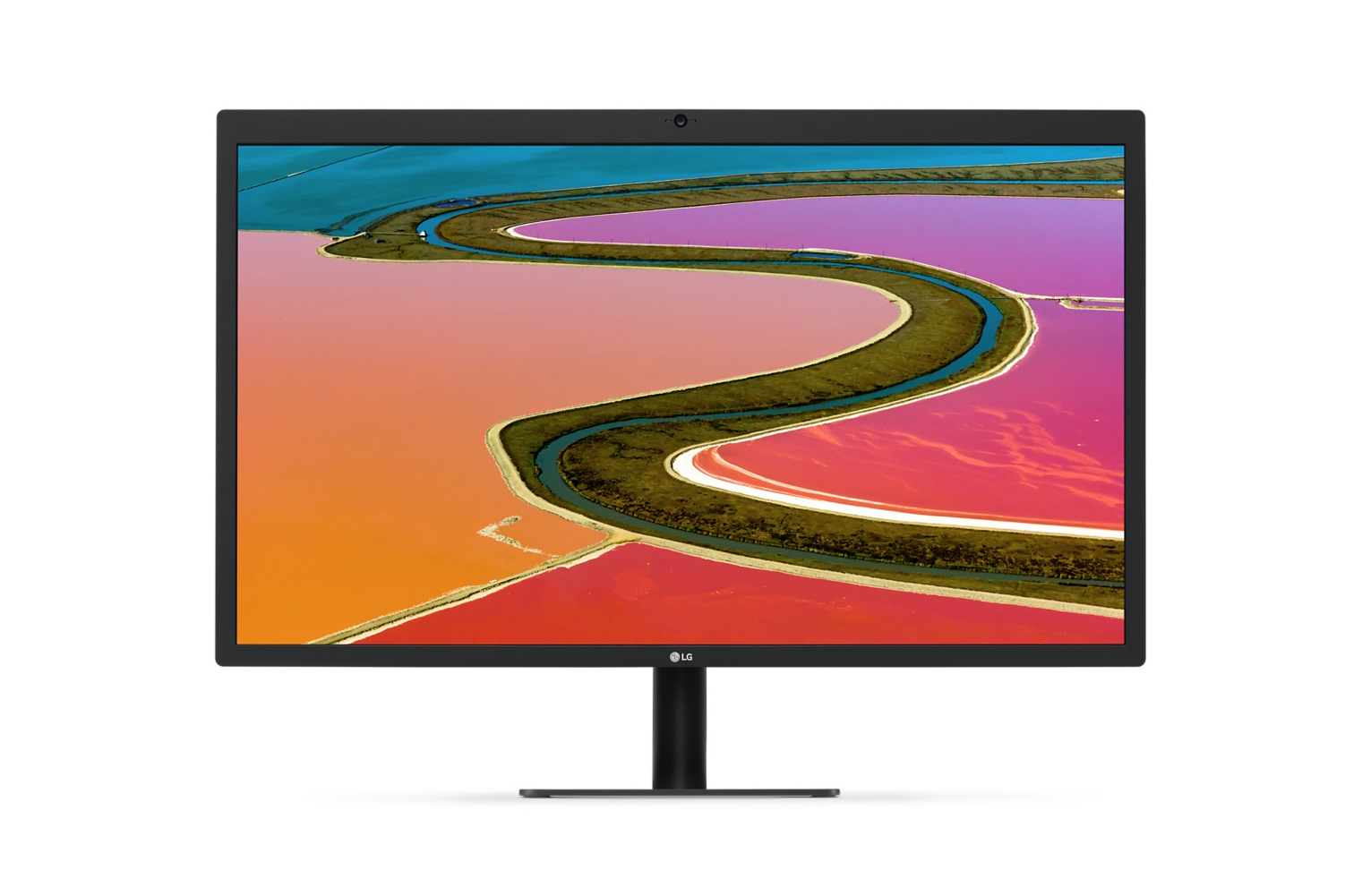 LG's New 5K & 4K Displays Were Designed for the New MacBook Pro