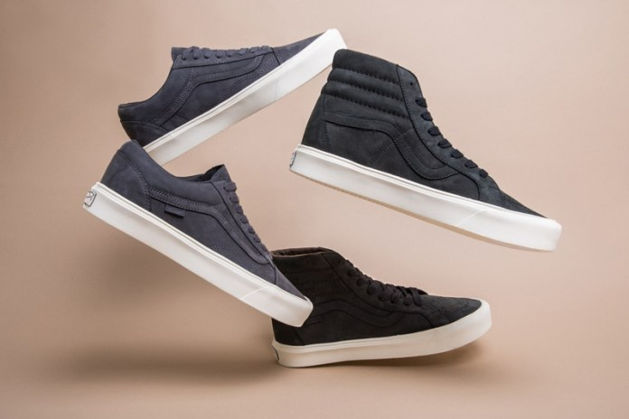 Vans Releases Lightweight Versions of Its Old Skool and Sk8-Hi Sneakers