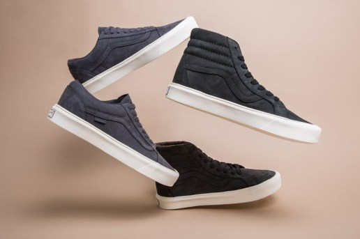 Vans Releases Lightweight Versions of Its Old Skool and Sk8-Hi Sneakers