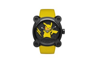 Would You Pay $20,000 USD to Own This Limited Edition Pokémon Watch?