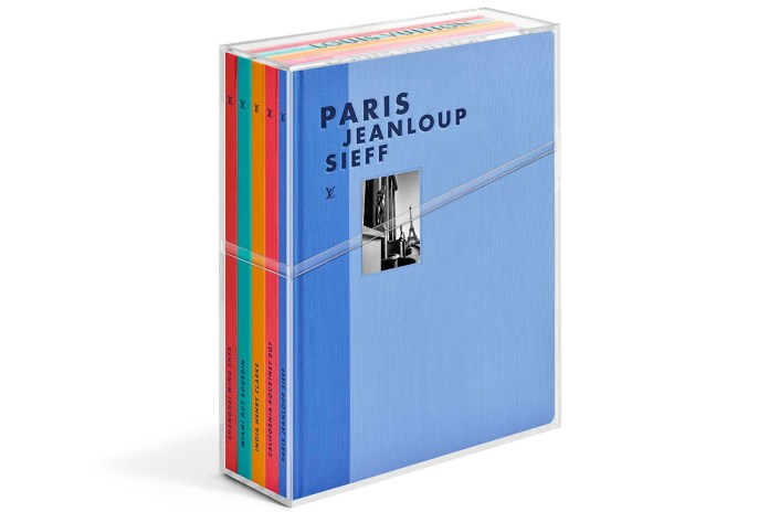 "Louis Vuitton Puts a Refined Spin on Travel Guides With New ""FASHION EYE"" Series"
