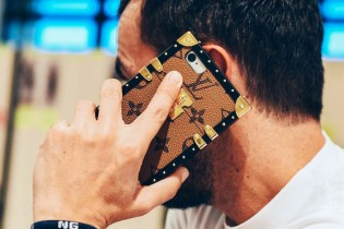 One of Louis Vuitton's Highly Sought-After Bags Is Now an iPhone Case