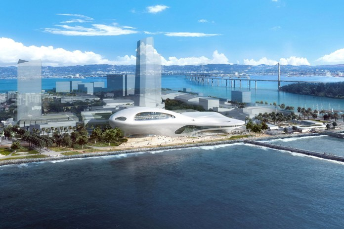 Here's a Look at the Latest Plans for George Lucas's Museum of Narrative Art