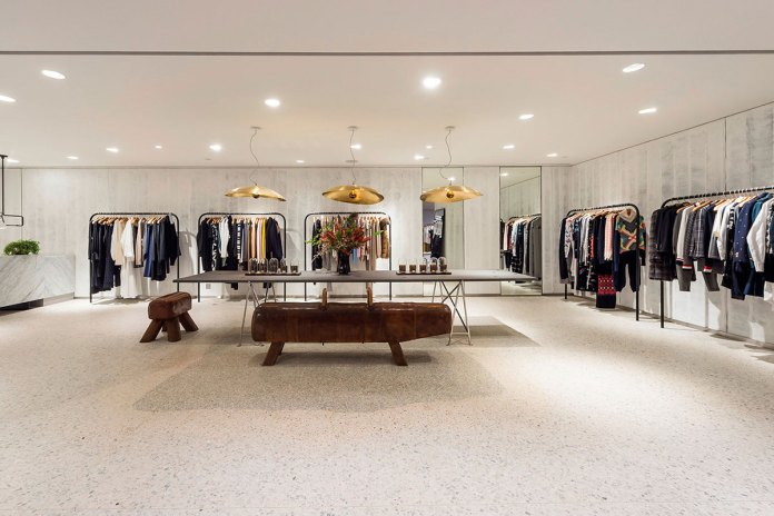 Luxury Retailer Joyce Enlists the Talents of Paola Navone for an Architectural Upgrade