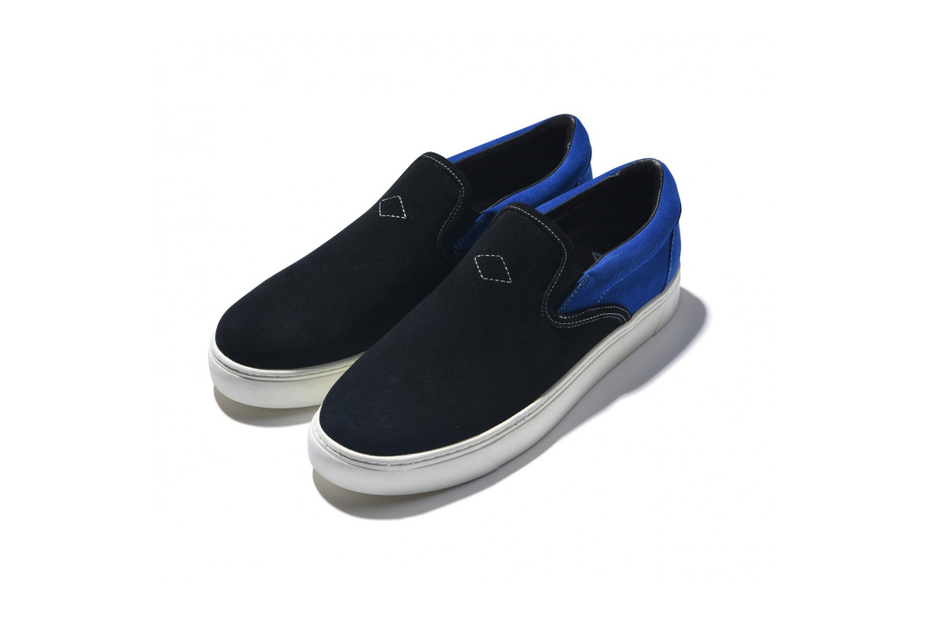 MADNESS Offers a Range of Slip-Ons for 2016 Fall/Winter