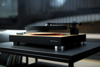 MAG-LEV Audio Is the World's First Levitating Turntable