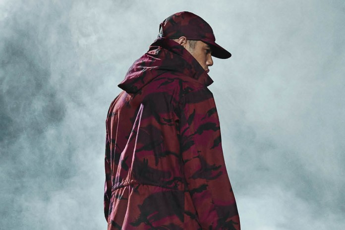 Tibetan Monks Inspire maharishi's New-Season Collection
