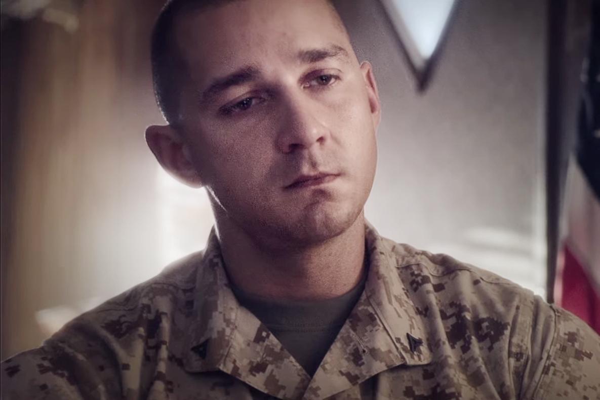 Shia LaBeouf Plays a Struggling War Veteran in Psychological Thriller 'Man Down'