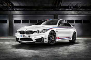 Marco Wittmann Inspires This Limited Edition BMW M4