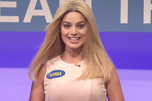 Watch Margot Robbie's Flawless Impression of Ivanka Trump on 'SNL'