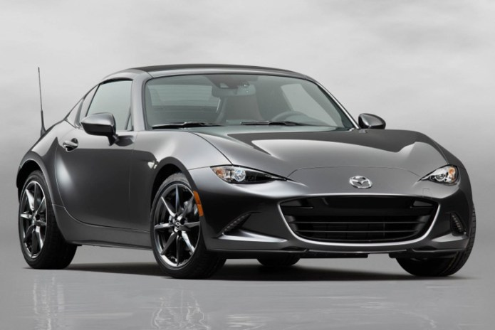 Mazda Sells out Initial Allocation of 1,000 MX-5 Miata RF Launch Editions