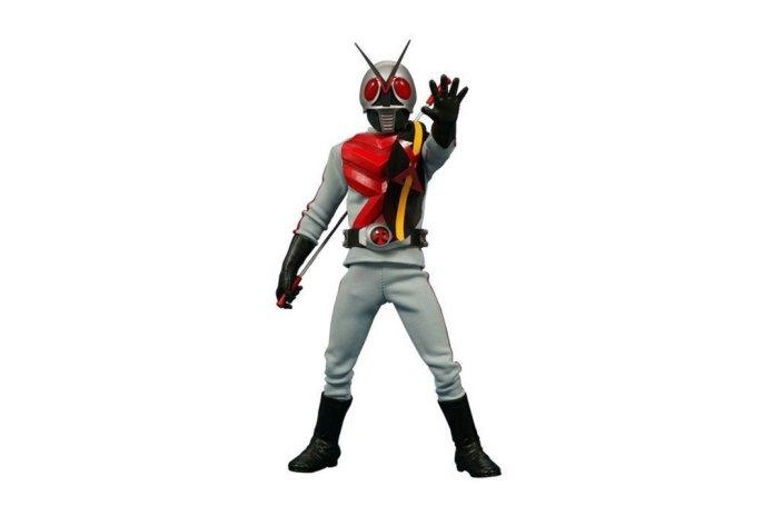 Medicom Toy Unveils Iconic Kamen Rider Figures