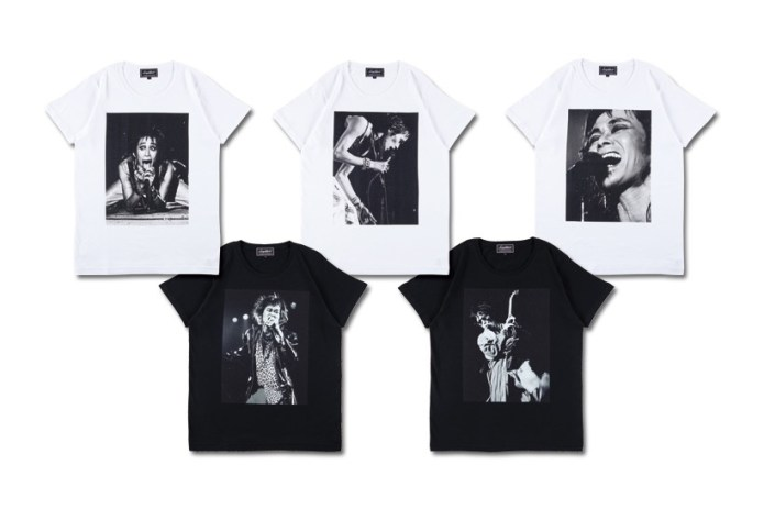"Medicom Toy Honors Legendary Rocker Kiyoshiro Imawano With Amplifier's ""TEE Series 2"" Collection"