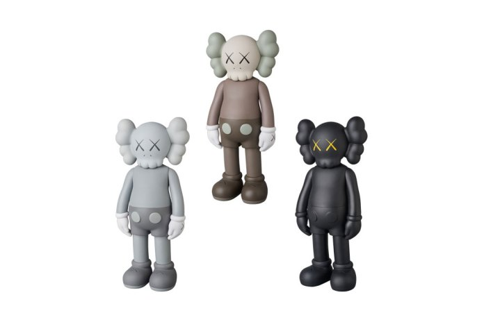 Medicom Toy Is Offering a Chance to Cop the Rare KAWS Companion