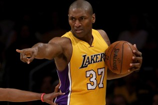 Metta World Peace Was Sexually Assaulted by Ghosts Last Night