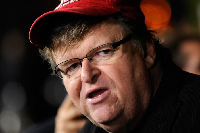 Michael Moore Is Releasing a Surprise Film About Donald Trump