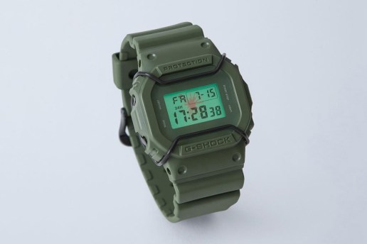 MIHARAYASUHIRO Unveils Its Own G-SHOCK