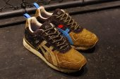 """mita sneakers Joins Forces With ASICS to Debut the Limited Edition GT-II """"Squirrel"""""""